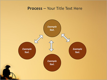 Tour de cowboy Modèles des présentations  PowerPoint - Diapositives 71