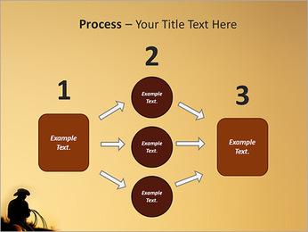Tour de cowboy Modèles des présentations  PowerPoint - Diapositives 72