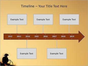Tour de cowboy Modèles des présentations  PowerPoint - Diapositives 8