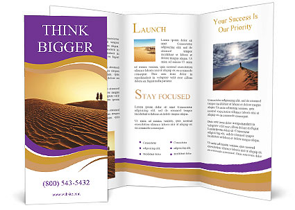 desert brochure template amp design id 0000004299