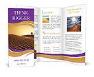 Desert Brochure Templates