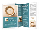 Time For Coffee Brochure Templates