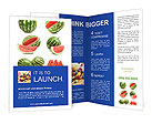 Watermelons Brochure Templates