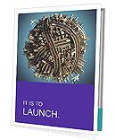 Infrastructure Development Folhetos de apresentação