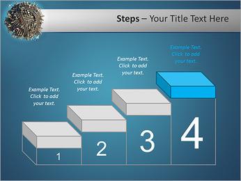 Desenvolvimento de Infra-estrutura Modelos de apresentações PowerPoint - Slide 44