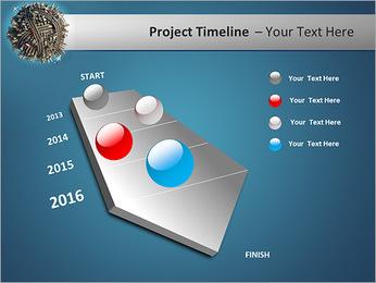 Desenvolvimento de Infra-estrutura Modelos de apresentações PowerPoint - Slide 6