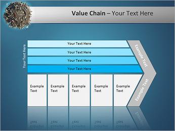 Desenvolvimento de Infra-estrutura Modelos de apresentações PowerPoint - Slide 7