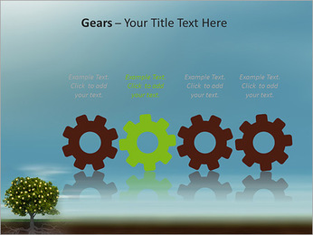 Fruit Tree Modèles des présentations  PowerPoint - Diapositives 28