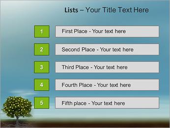 Fruit Tree Modèles des présentations  PowerPoint - Diapositives 3