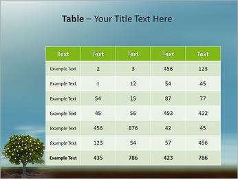 Fruit Tree Modèles des présentations  PowerPoint - Diapositives 35