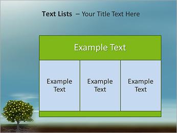 Fruit Tree Modèles des présentations  PowerPoint - Diapositives 39