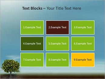 Fruit Tree Modèles des présentations  PowerPoint - Diapositives 48