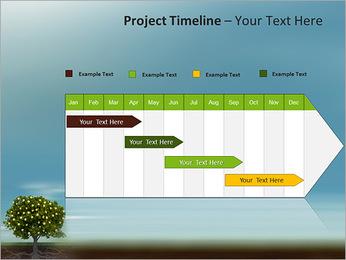 Fruit Tree Modèles des présentations  PowerPoint - Diapositives 5