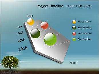 Fruit Tree Modèles des présentations  PowerPoint - Diapositives 6
