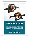 Risk In Business Ad Templates