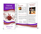 Skittles Game Brochure Templates