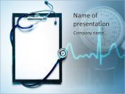 Doctor's Notebook PowerPoint Template