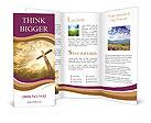 Catholic Cross Brochure Templates