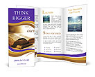 Bible Book Brochure Template