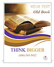 Bible Book Poster Template