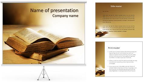 Презентаций шаблон для церковь