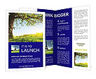 Green Forest Brochure Templates