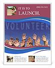 Volunteering Flyer Template