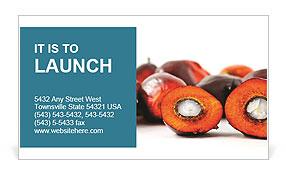 Fruit Business Card Template