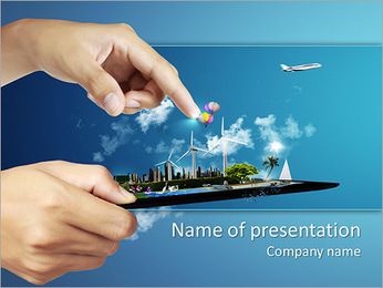 Protrcting Our Planet PowerPoint Template