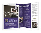 International Business Strategy Brochure Templates