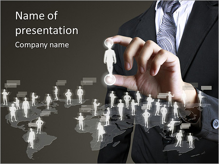 international business strategy powerpoint template backgrounds