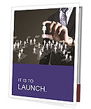 International Business Strategy Presentation Folder