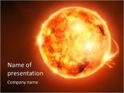 Soleil Modèles des présentations  PowerPoint