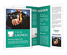 Connections In Business Brochure Templates