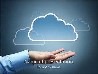 Nube de imágenes Plantillas de Presentaciones PowerPoint