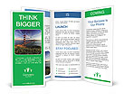 San Fransisco Brodge Brochure Templates