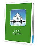 Taj Mahal Presentation Folder