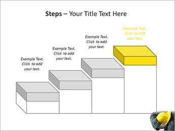 Trabalhador na área da construção Modelos de apresentações PowerPoint - Slide 44