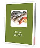 Fresh Fish Presentation Folder