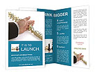 Domino Effect Brochure Templates