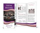 Business Negotiations Brochure Templates