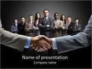Business Negotiations PowerPoint Templates
