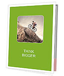 Mountain Cycling Presentation Folder