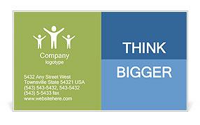 Send sms business card template design id 0000004452 send sms business card template colourmoves