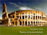 Colosseum PowerPoint Templates