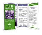 Aliens Brochure Templates