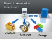 Web Content PowerPoint Templates
