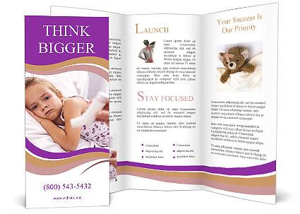 Respirator For Asthma Brochure Template Design ID - Asthma brochure template