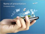Green Technology PowerPoint Templates