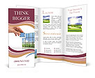 Green Concept Brochure Templates
